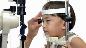 Pediatric Ophthalmology ABC Eyes treat Strabismus or misaligned eyes.