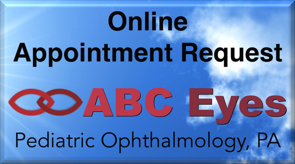 Online Appointment Request ABC Eyes Dallas Plano Grapevine